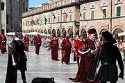 Torneo cavalleresco della Quintana ad Ascoli Piceno