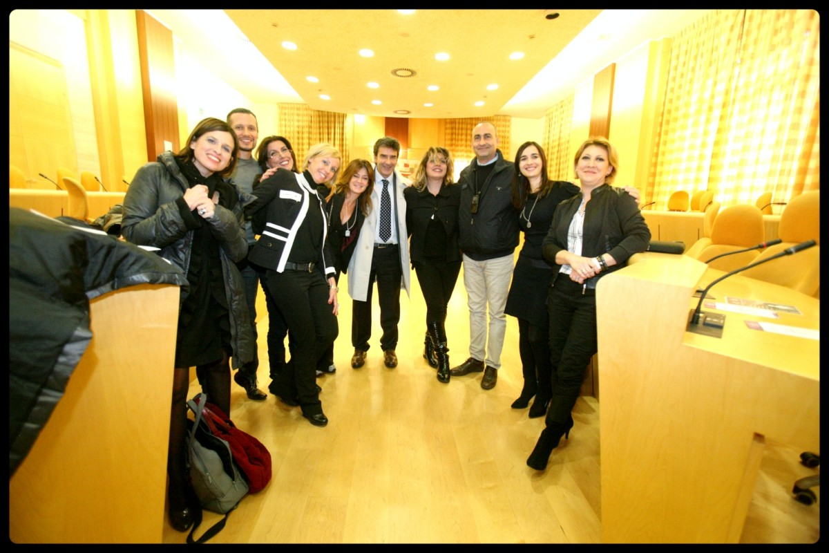 convegno_23-11-2013 STALKING TALK