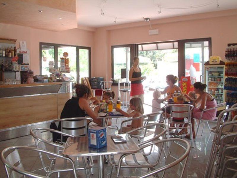 Services|Bar TORRE PENDENTE Camping Village